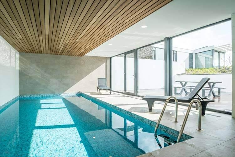 Luxe villa met privé zwembad Texel
