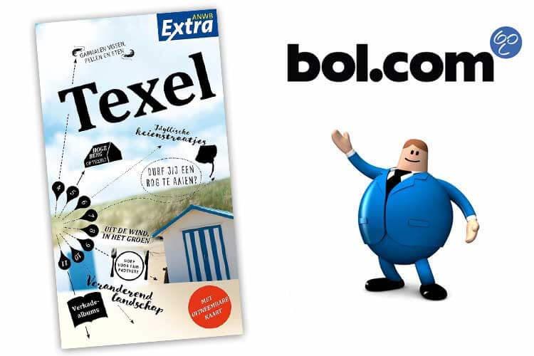 Boekje met handige informatie over Texel